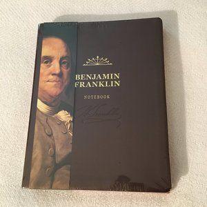 2 Benjamin Franklin Signature Series Notebooks
